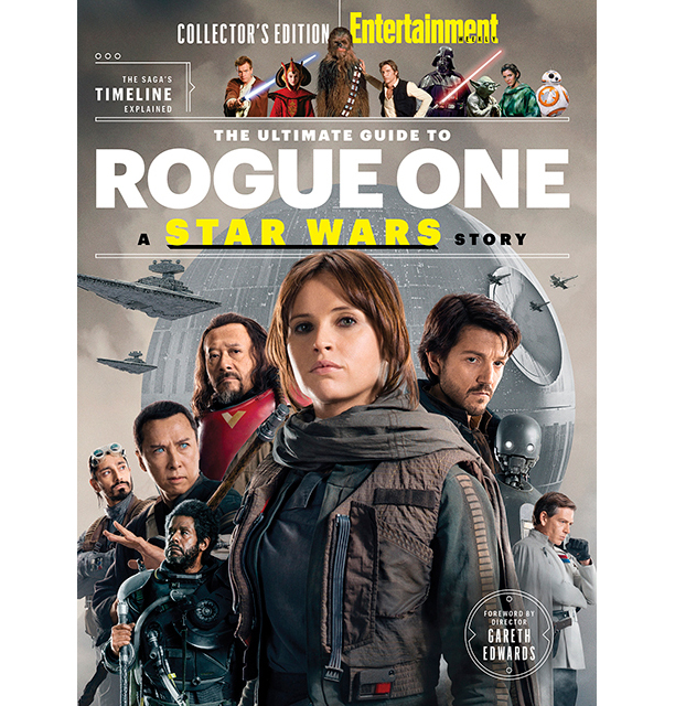 ALL CROPS: Rogue One special issue cover