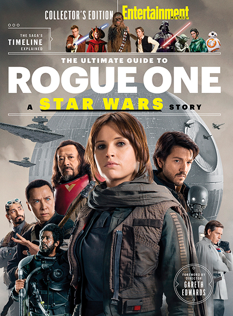 NO CROPS: Rogue One - Special Issue Cover
