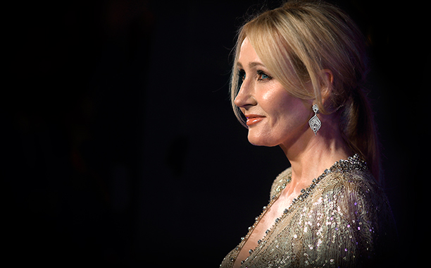 "GALLERY: J.K. Rowling attends the European premiere of ""Fantastic Beasts And Where To Find Them"" at Odeon Leicester Square on November 15, 2016 in London, England."