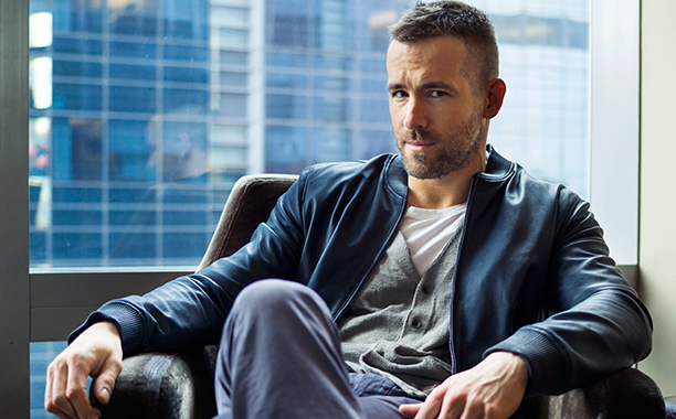 ALL CROPS: 824095660389 Ryan Reynolds poses for a portrait in New York. Actor Ryan Reynolds was the victim of a hit-and-run in a hotel parking lot, his publicist and Vancouver police said Sunday, April 12, 2015. (Photo by Victoria Will/Invision/AP, File