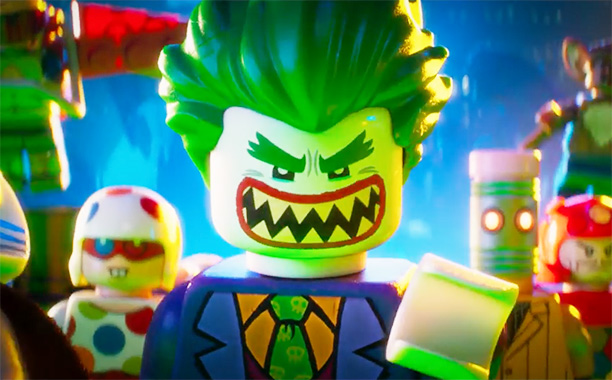 All Crops: The LEGO Batman Movie – Trailer #4 Joker Screengrab