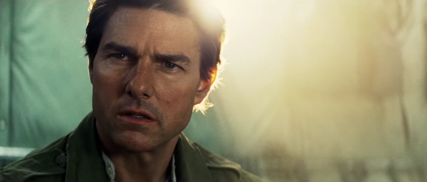 MOVIES: The Mummy with Tom Cruise