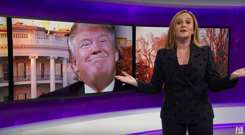 TV: Samantha Bee Donald Trump