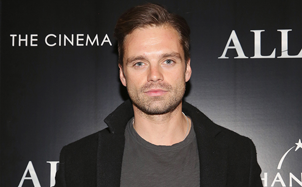 ALL CROPS: 623542164 Actor Sebastian Stan attends the special screening of 'Allied' hosted by Paramount Pictures with The Cinema Society & Chandon at iPic Fulton Market on November 15, 2016 in New York City. (Photo by Mireya Acierto/FilmMagic)