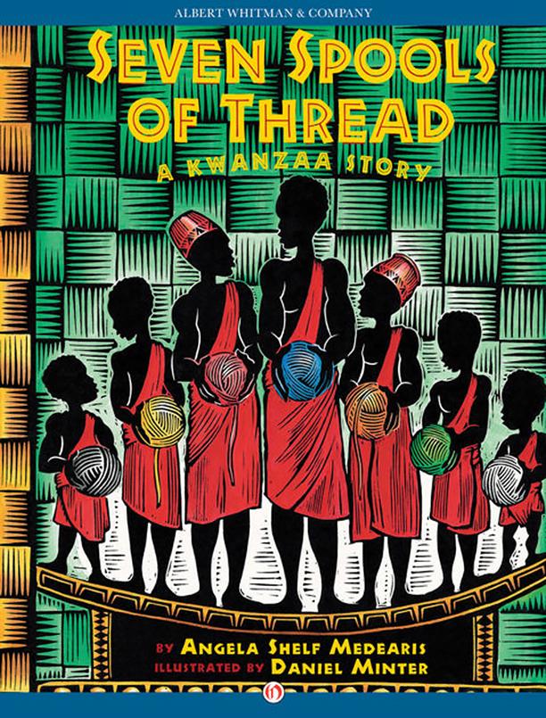 NO CROPS: Seven Spools of Thread by Angela Medearis