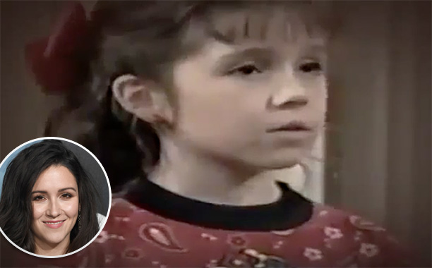 ALL CROPS: (611047588) Shannon Woodward got her acting start in Clarissa Explains it All