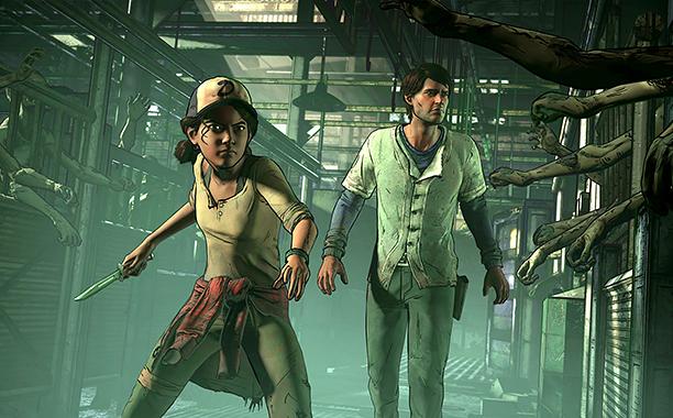 ALL CROPS: The Walking Dead Game: Third Season CR: Telltale Games