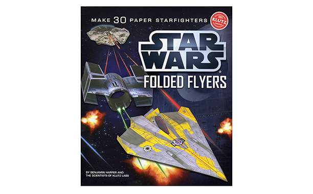 GALLERY: Gift Guide for Kids: Star Wars Folded Flyers