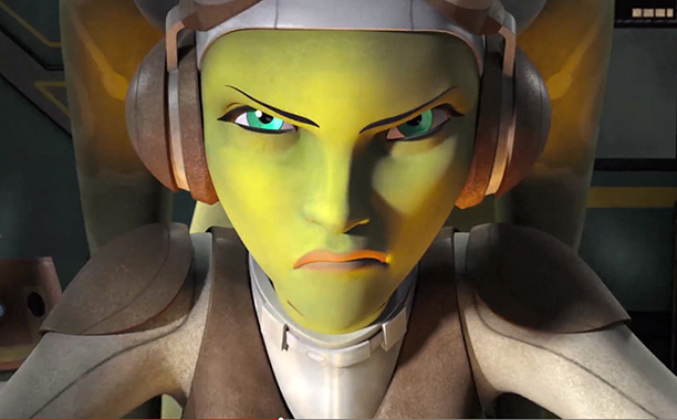 GALLERY: 'Star Wars' Timeline: STAR WARS REBELS Hera Syndulla