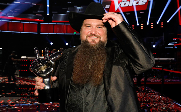 """ALL CROPS: THE VOICE -- """"Live Finale"""" Episode: 1118B -- Pictured: Sundance Head -- (Photo by: Trae Patton/NBC)"""