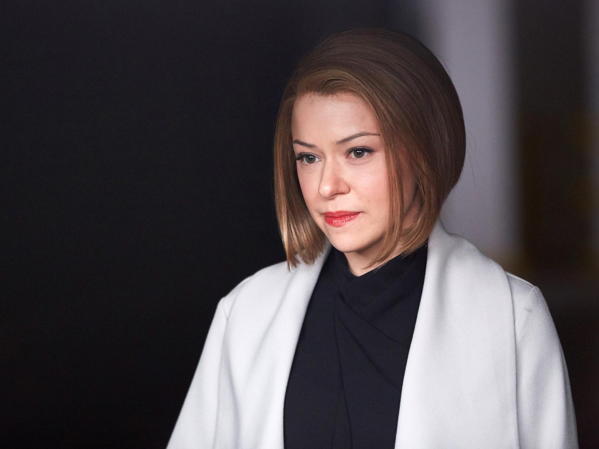 ORPHAN BLACK, Tatiana Maslany in 'From Dancing Mice To Psychopaths' (Season 4, Episode 10, aired