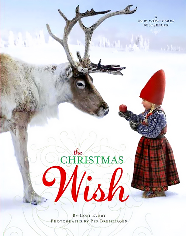 NO CROPS: The Christmas Wish by Lori Evert (Author)