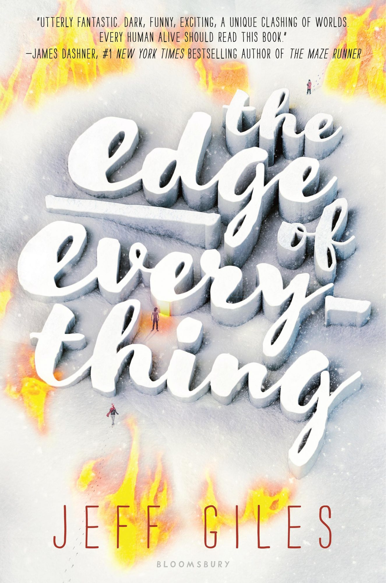 The Edge of Everything (1/31/17)by Jeff Giles