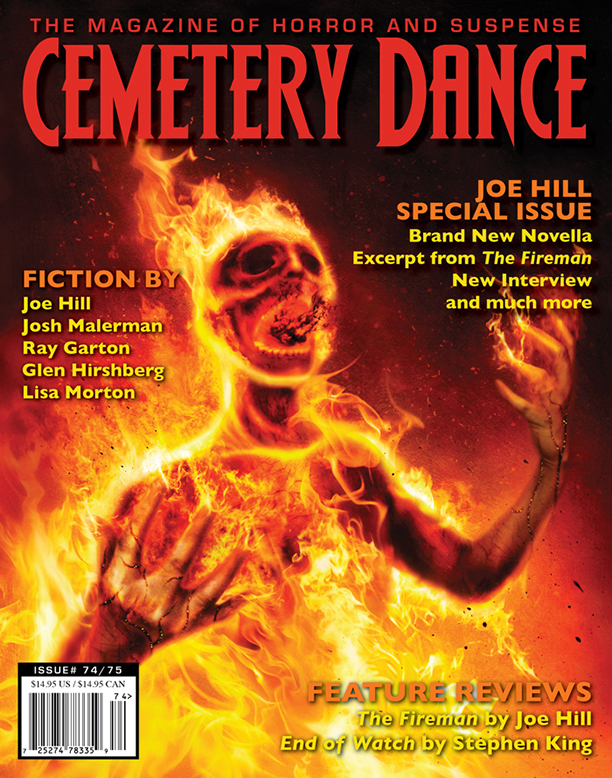 NO CROPS: The Magazine of Horror and Suspense - Cemetery Dance