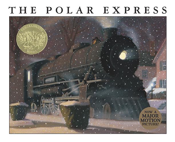 NO CROPS: The Polar Express Chris Van Allsberg 1986