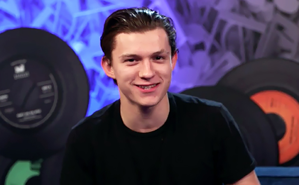 ALL CROPS: Spider-Man Home Coming Official Facebook video -- Pictured: Tom Holland (screen grab)