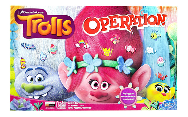 GALLERY: Gift Guide for Kids: Trolls operation board game