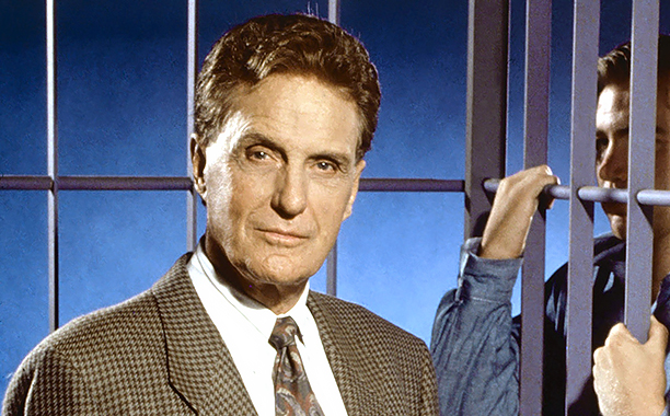 ALL CROPS: FINAL APPEAL: FROM THE FILES OF UNSOLVED MYSTERIES, Robert Stack, 1992, Ph: Alice S. Hall, © NBC/courtesy Everett Collection