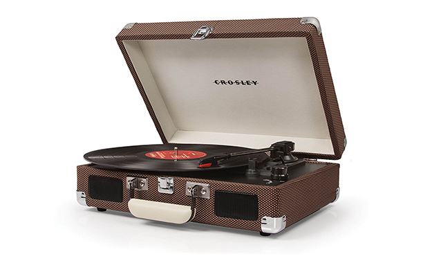 GALLERY: Gift Guide for Kids: Crosley Cruiser Portable 3-Speed Turntable