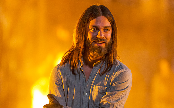 All Crops: The Walking Dead Season: 7 Air Date: 11/20/2016 Description: Tom Payne as Paul 'Jesus' Rovia - The Walking Dead _ Season 7, Episode 5 - Photo Credit: Gene Page/AMC Characters/Actors: Type: Photos Photo Credit: Gene Page/AMC