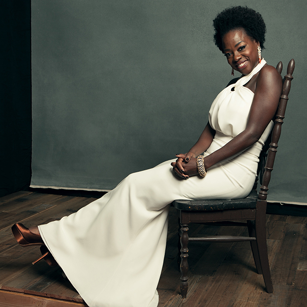 GALLERY: 462378714 Viola Davis poses for a portrait for Variety during the 2015 Screen Actors Guild Awards at The Shrine Auditorium on January 25, 2015 in Los Angeles, California. (Photo by Dove Shore/Getty Images)