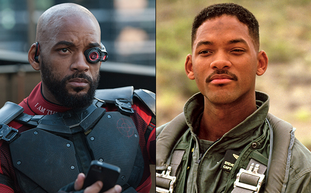 ALL CROPS: Will Smith on why he chose Suicide Squad over Independence Day 2