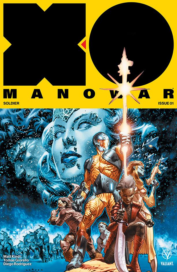 ALL CROPS: XO Manowar COVER