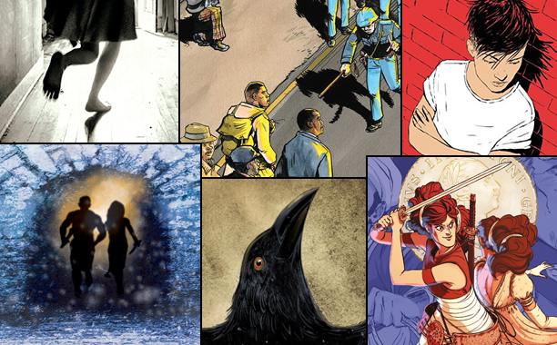 GALLERY: Best YA Books of the Year: ALL CROPS Image Tout