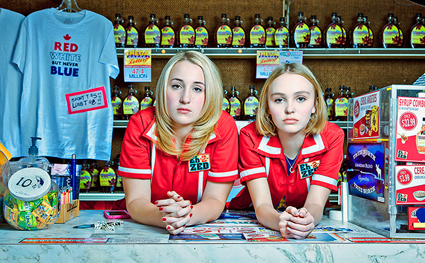GALLERY: Best/Worst Movies of 2016: Yoga Hosers (2016) Harley Quinn Smith Lily Rose Depp