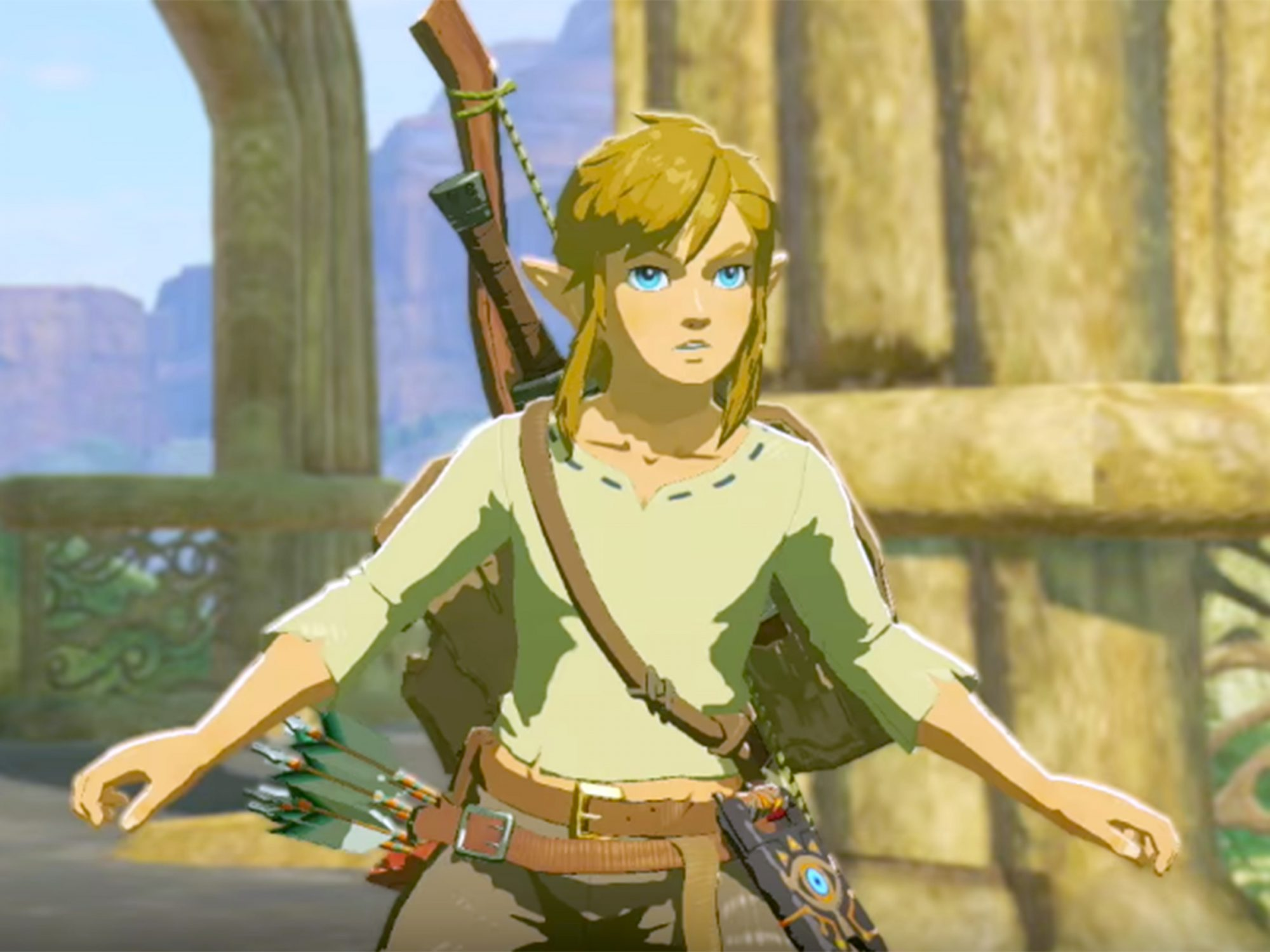 1. The Legend of Zelda: Breath of the Wild (Nintendo Switch, Wii U; TBD 2017)