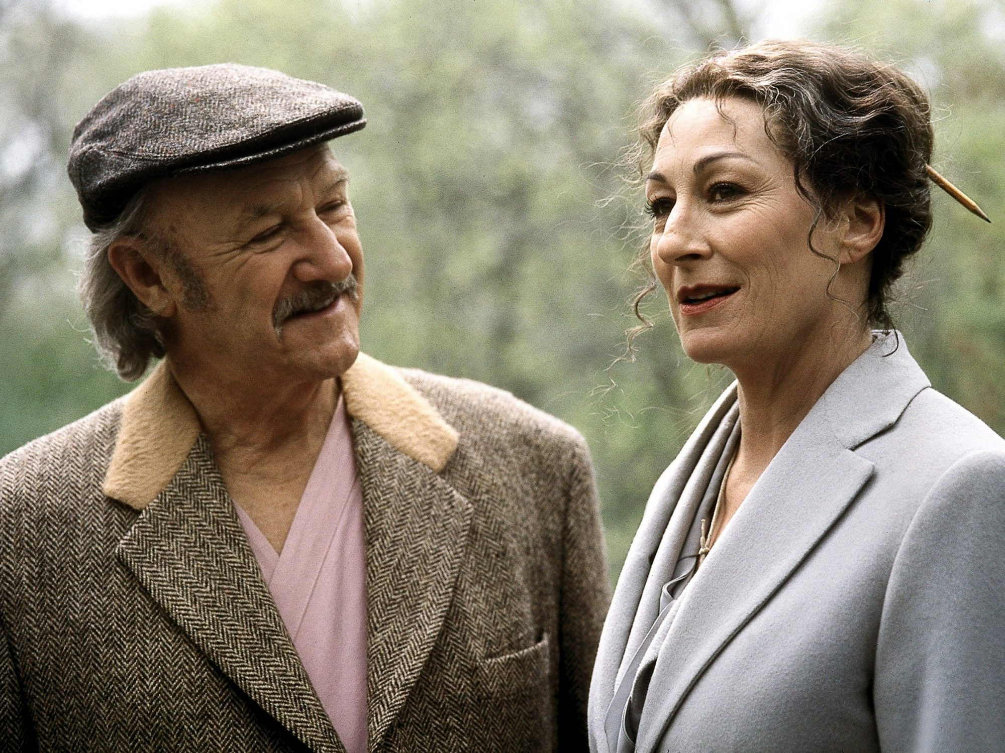 THE ROYAL TENENBAUMS, Gene Hackman, Anjelica Huston, 2001. (c) Buena Vista Pictures/Courtesy Everett