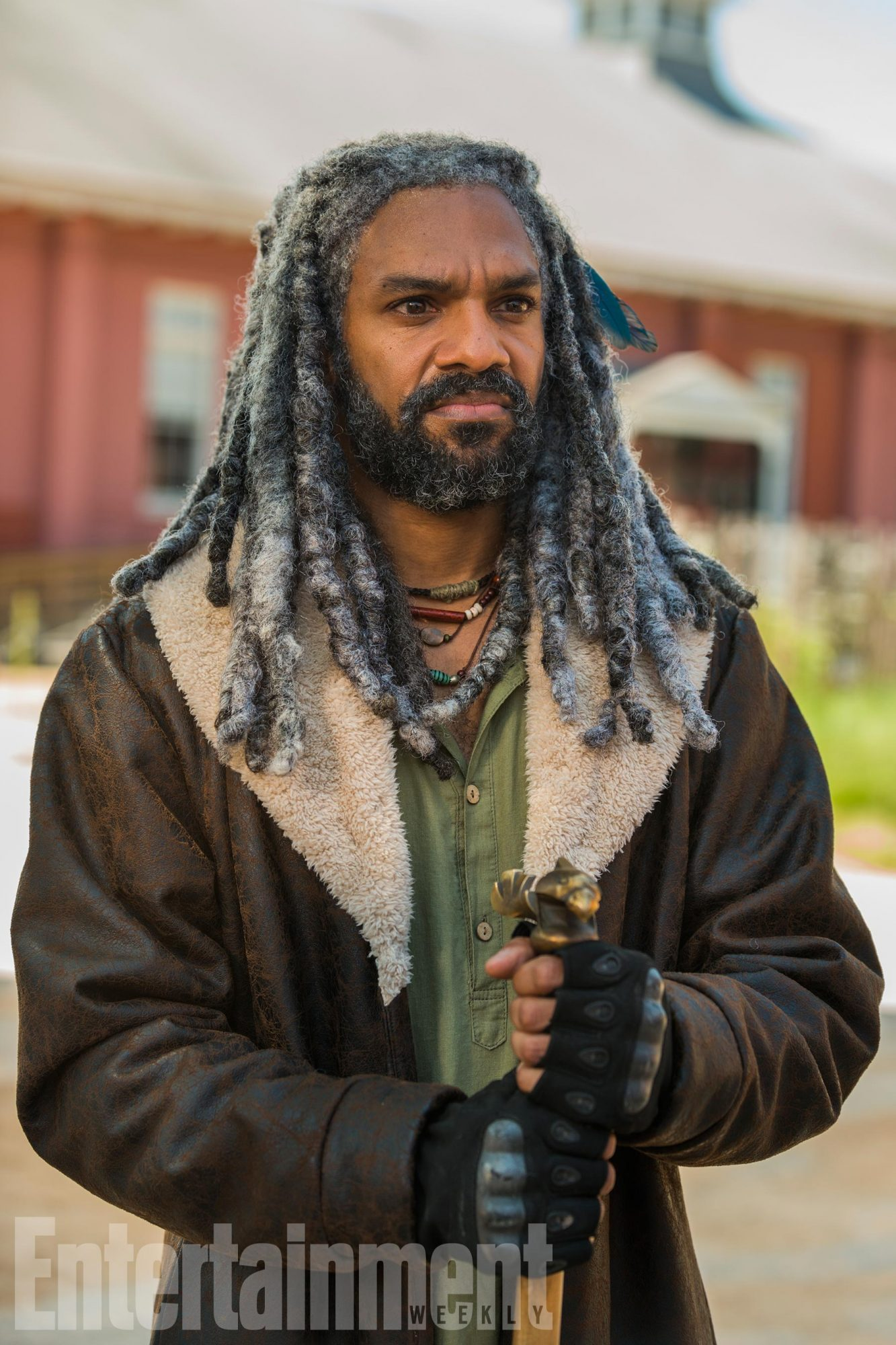 Walking Dead (2017)Season 7, Episode 9Khary Payton as Ezekiel