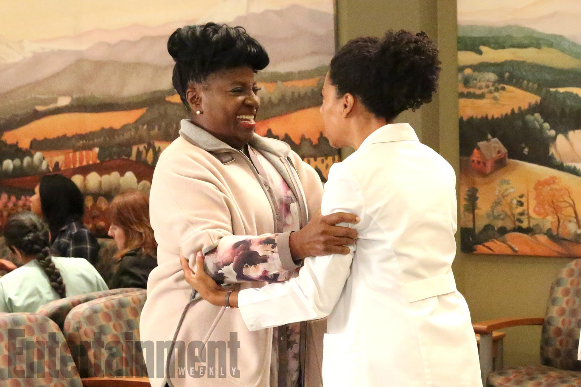 LATANYA RICHARDSON JACKSON, KELLY MCCREARY