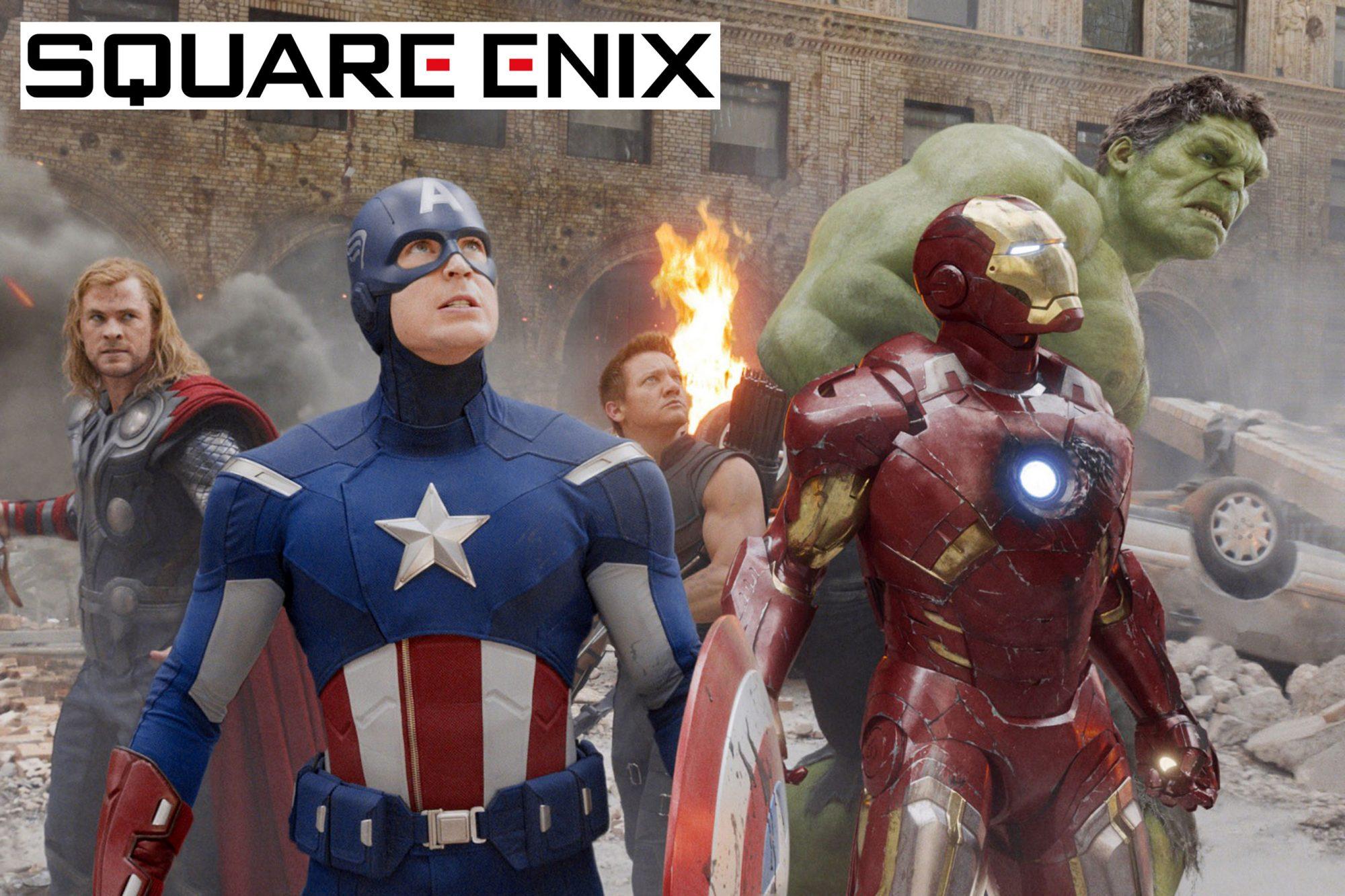 THE AVENGERS, from left: Scarlett Johansson as Black Widow, Chris Hemsworth as Thor, Chris Evans as