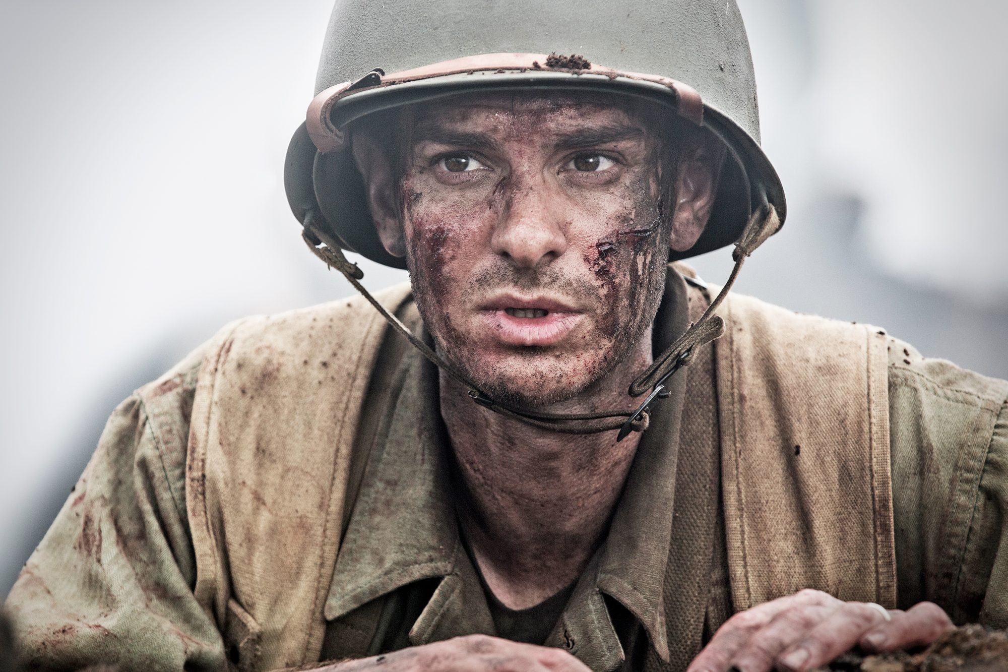 HACKSAW RIDGE (2016)Andrew Garfield as ëDesmond Doss'