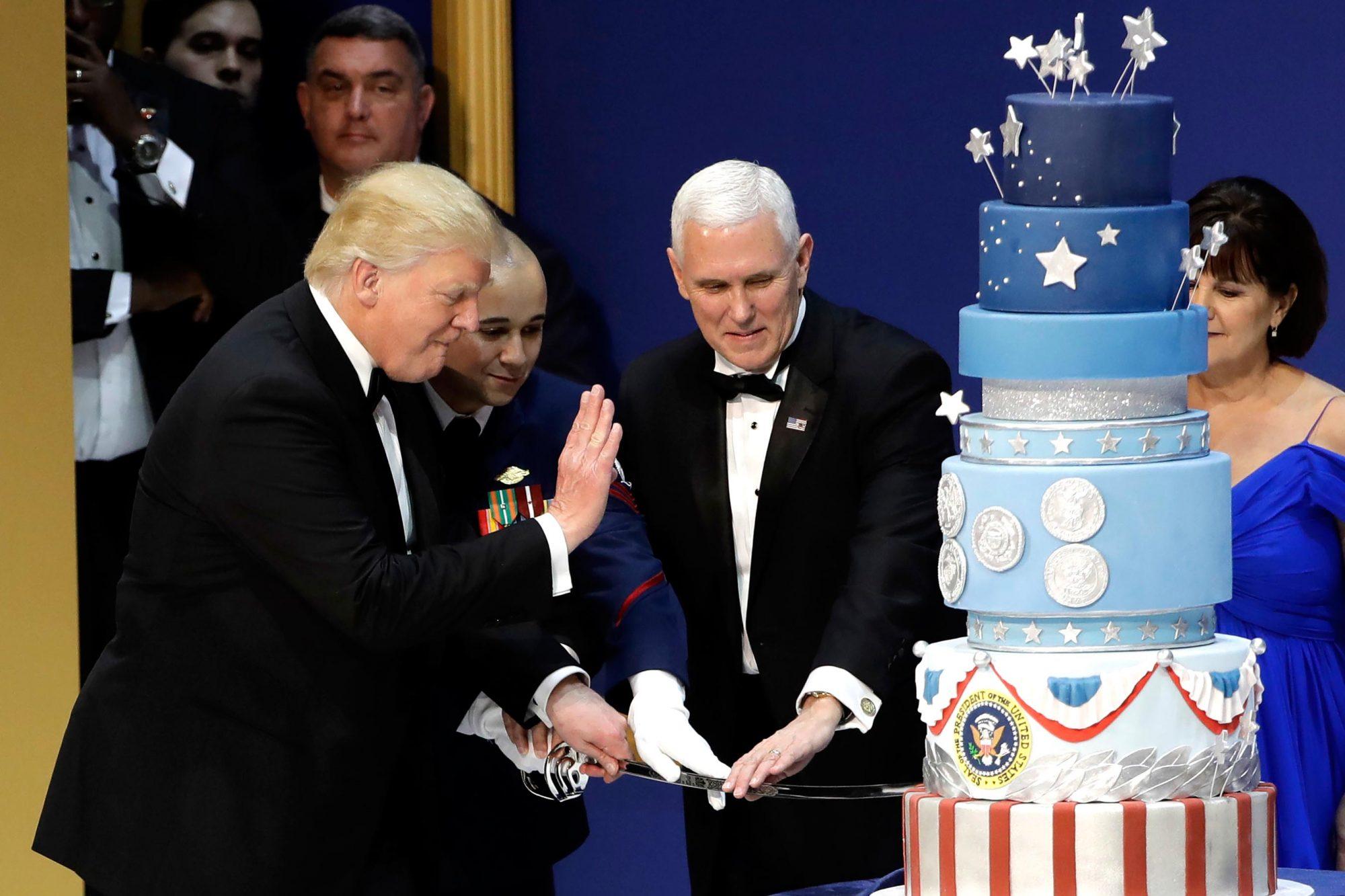 Donald Trump,Mike Pence,Matthew Babot