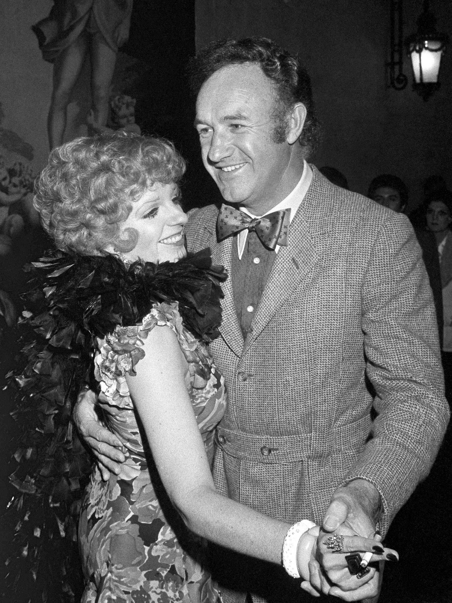Liza Minnelli, Gene Hackman
