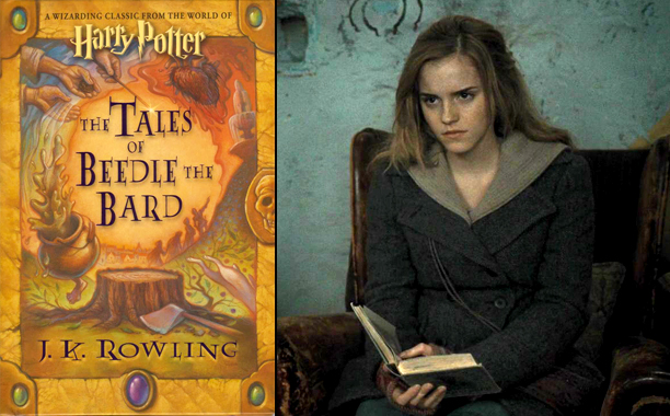 Tales of Beedle the Bard, (Harry Potter)