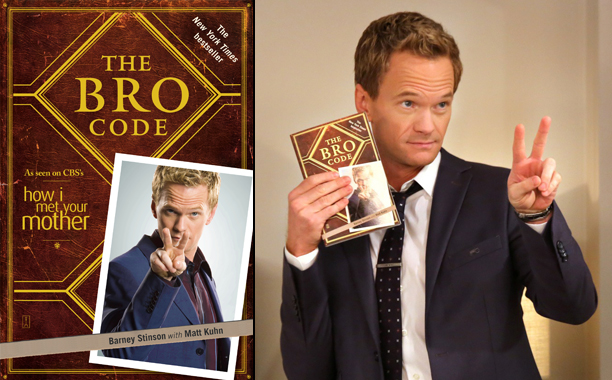 Barney Stinson's The Bro Code (How I Met Your Mother)