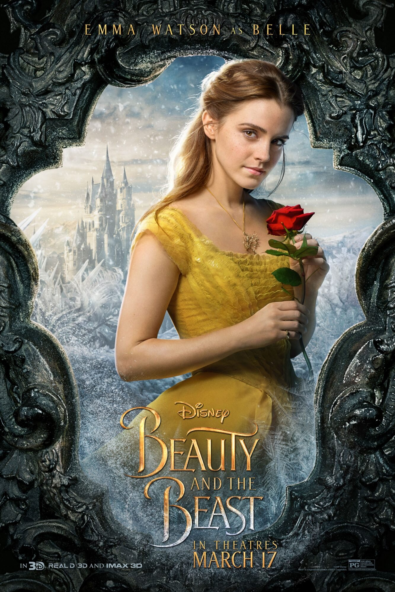 beauty and the beast character posters beauty and the beast character posters | ew