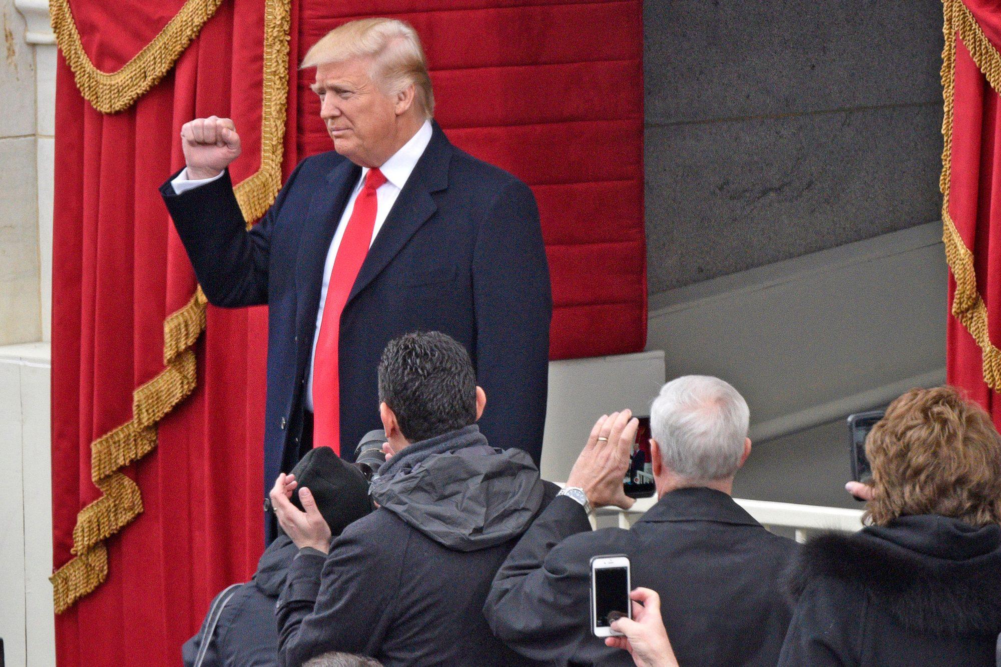 ABC News: The Inauguration of Donald J. Trump