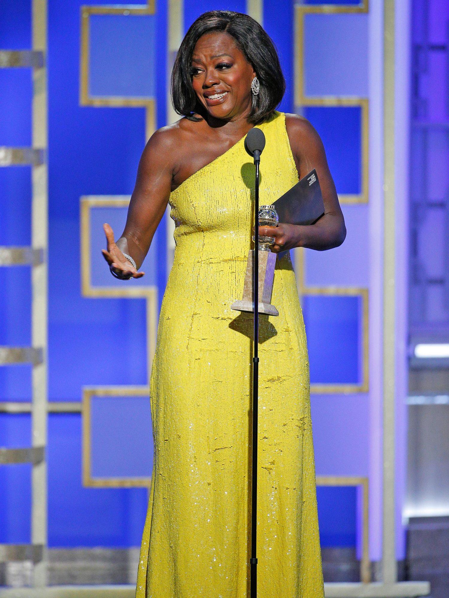 APTOPIX The 74th Annual Golden Globe Awards - Show
