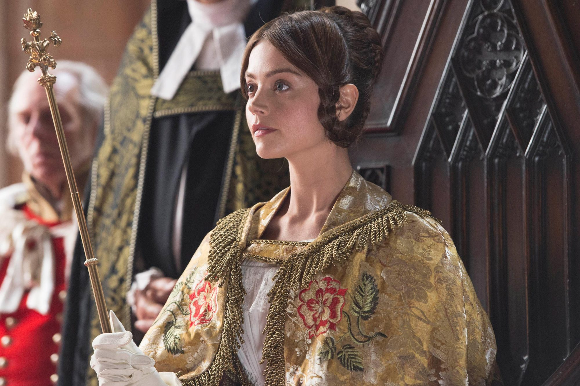 VictoriaEpisode One JANUARY 15, 2017 JENNA COLEMAN as Victoria