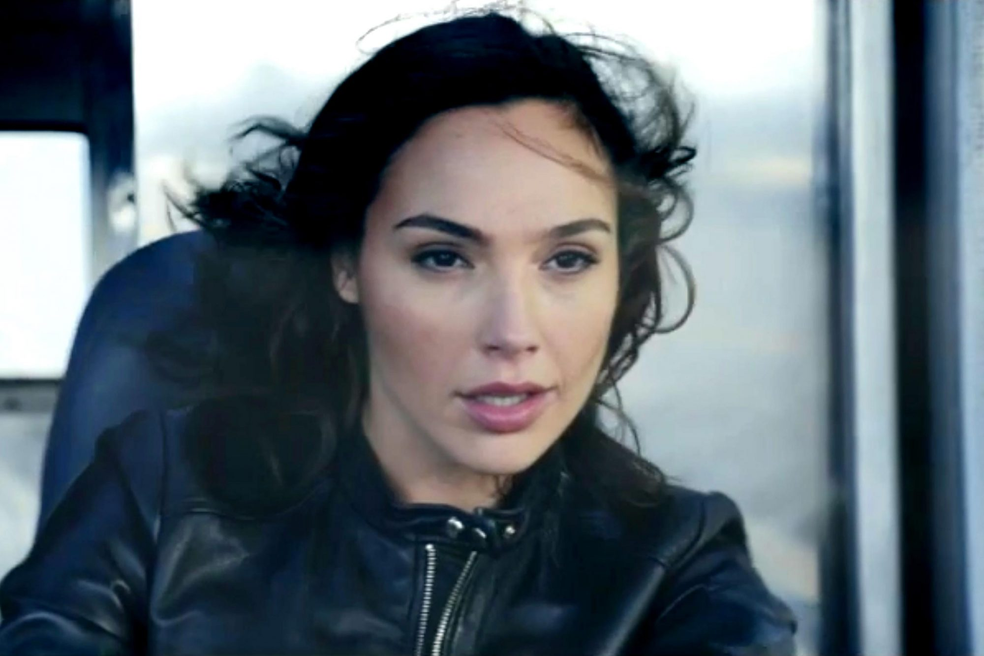 WiX Commercial -- Pictured: Gal Gadot (screen grab)