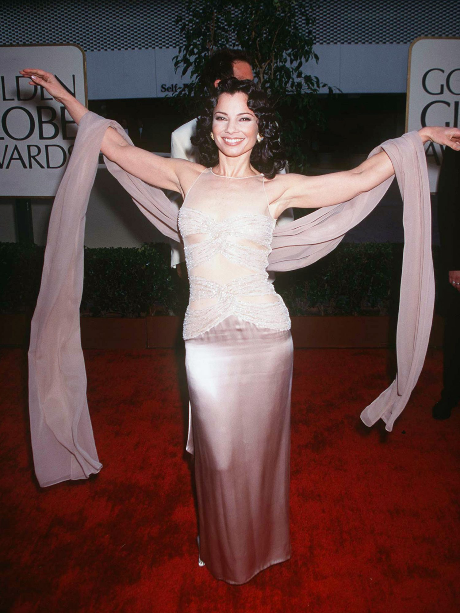 Best Actress in a Musical or Comedy Series Nominee Fran Drescher (The Nanny)