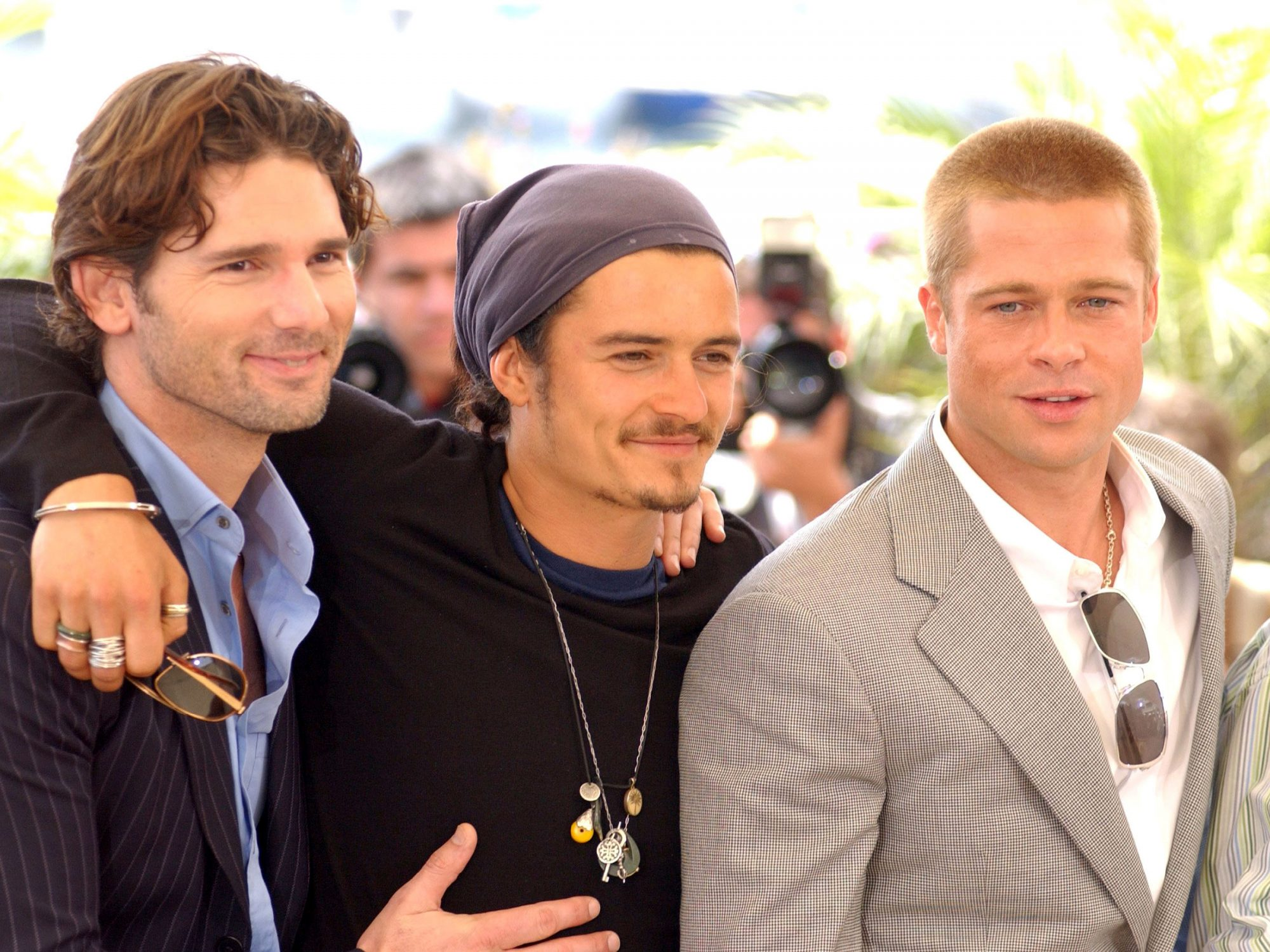"2004 Cannes Film Festival - ""Troy"" Photocall"