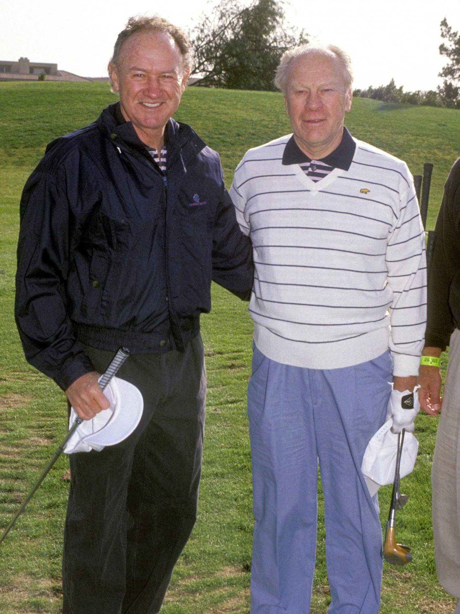 Mission Hills Celebrity Sports Invitational - November 30, 1991