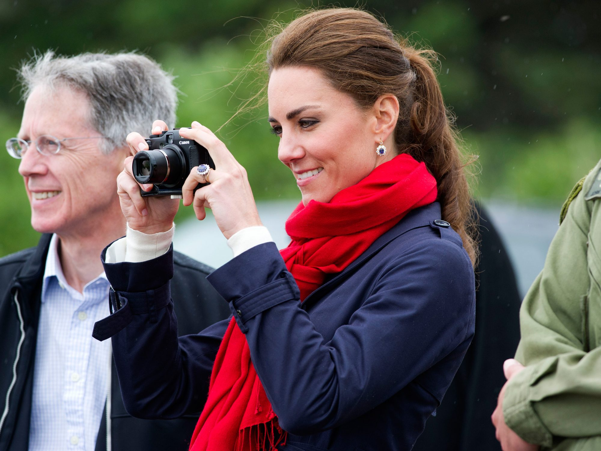 The Duke And Duchess Of Cambridge Canadian Tour - Day 5