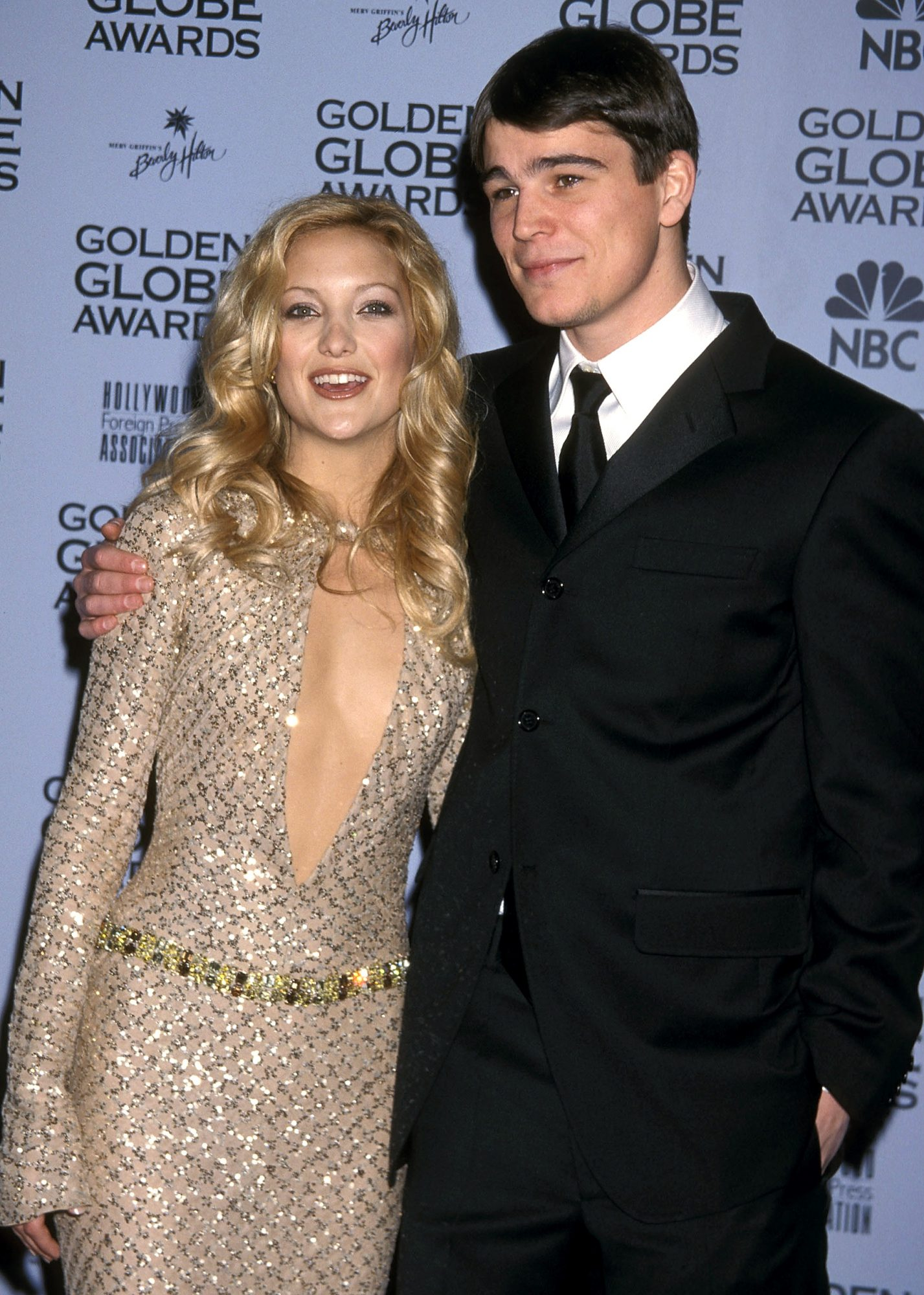 59th Annual Golden Globe Awards - Press Room
