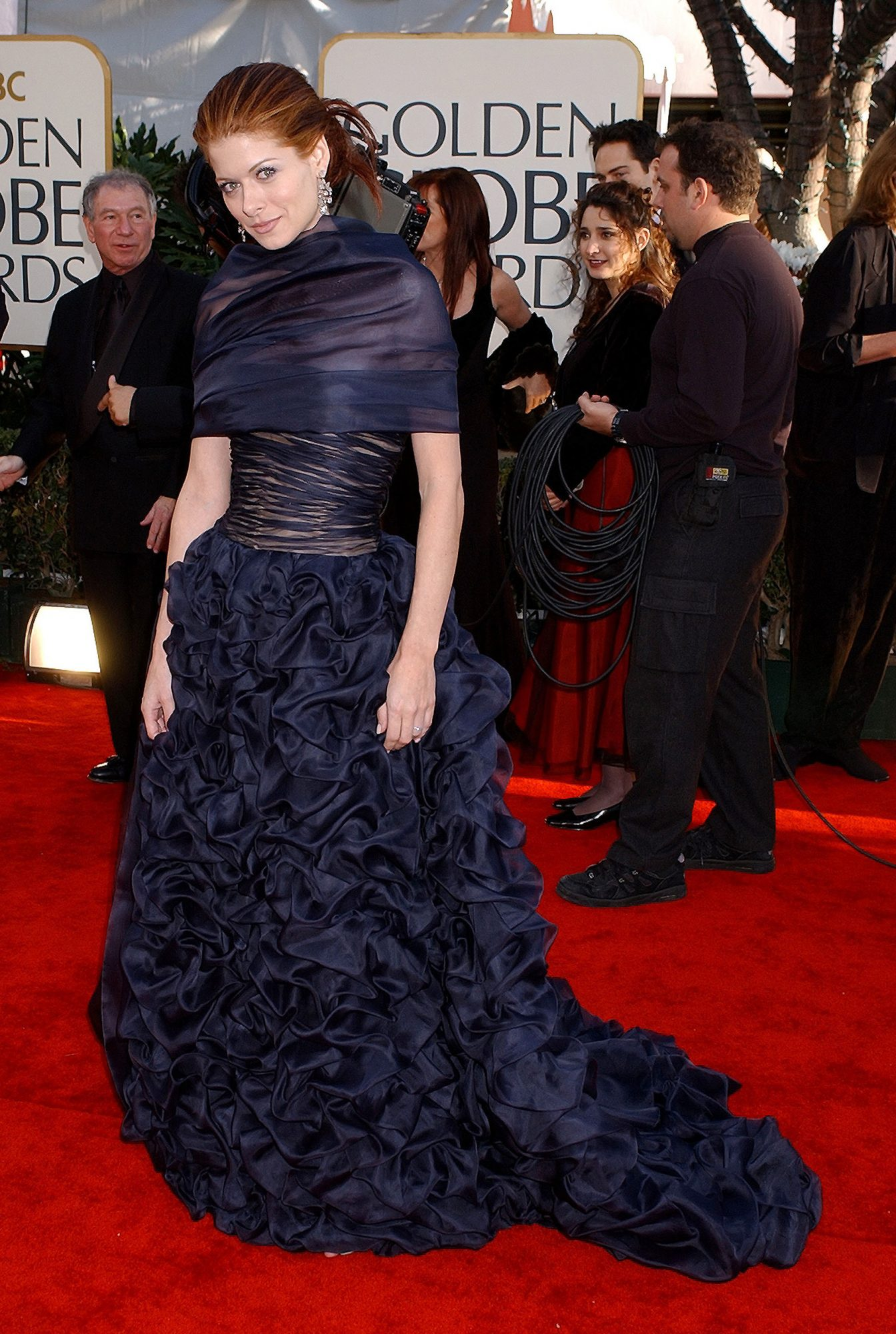 The 59th Annual Golden Globe Awards - Arrivals